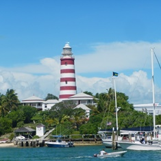 Hope Town Lighthouse, Abaco